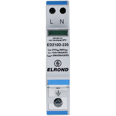 ED210, surge protector for 230V