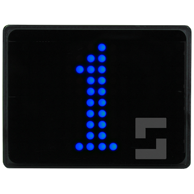 SafeLine FD4 (blue floor display)