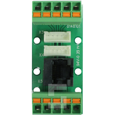 CANopen-Lift connection board