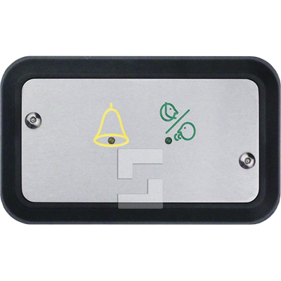 Surface mounted pictograms