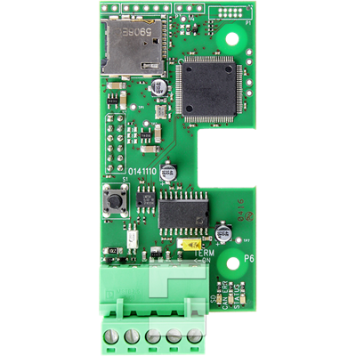 SafeLine SL6 interface board for CANopen