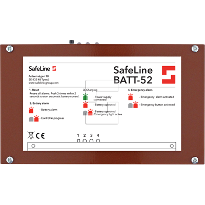 SafeLine Batt52 emergency power unit