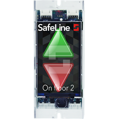 SafeLine LEO 4, endast display