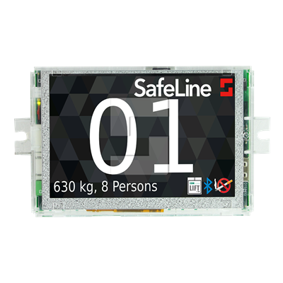 SafeLine LEO 5, endast display